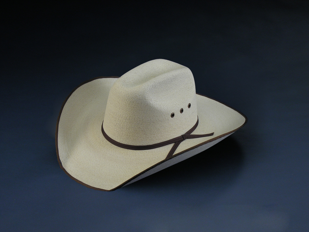 754921a47 Atwood Hats Hereford Low Crown 5X Chocolate Bound Edge