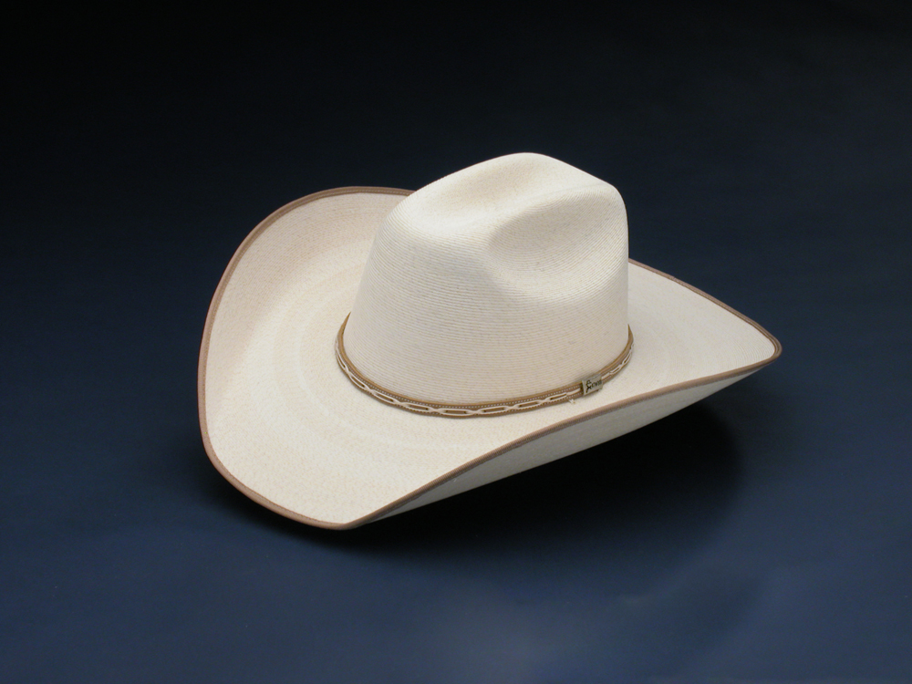 866f19d8a Atwood Hats Hereford Low Crown 15X Tan Bound Edge