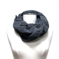 Soft Knit Infinity Neck Scarf