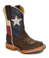 3145 Lone Star - Kid's Rodeo Boots