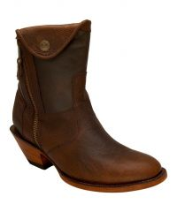 Lindsey - Brown Ankle Boot