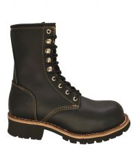 "RedHawk  9"" - 901  Logger In Black and Brown"