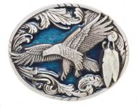 Flying Eagle Belt Buckle