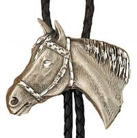 Horsehead Bolo Tie Made in the USA