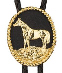 Standing Horse Bolo Tie Made in the USA