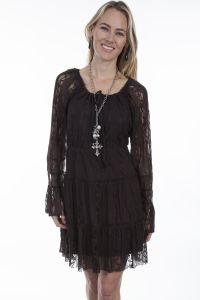 Honey Creek look of innocence in this lace dress