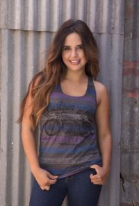 Motorcycle Mama Tank T-1722 by M & P Speed Apparel