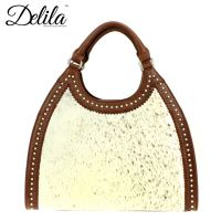 LEA-6006 Delila 100% Genuine Leather Collection-Natural