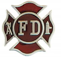 Firefighter Belt Buckle  Made in USA