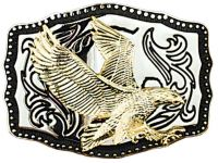 Eagle Belt Buckle Made in USA