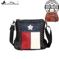 Texas Pride Concealed Handgun Collection Messenger Bag MW78G-8295