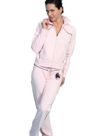 Lifestyles By Scully HORSESHOE JACKET Top-Pink