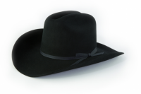 Ranchero Black by Cardenas Hats