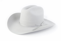 Ranchero Light Grey by Cardenas Hats