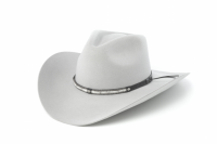 Santa Cruz Light Grey by Cardenas Hats