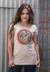 Vintage Amarillo Barrel Racing Tee TL-1661