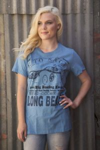 Long Beach Auto Races Tee TL-1665