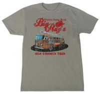 Ray's Big Band Tour  TM-1017 Basic Front and Back Print