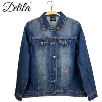 Delila Hand Embroidered Jacket Longhorn Collection