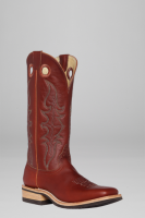 Mens Boots 14 inch Maple Crazy Horse Western Boots 2644 by Hondo Boots (Hondo Sizes: 8.0, Hondo Widths: D - Width)