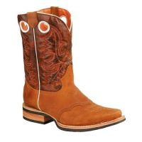 BA-4000 - Bonanza Rodeo Boots by Bonanza Boots (Blk Str / Bonanza - Colors: Tan, Bonanza  Sizes: 6.0)