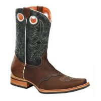 BA-4001 - Bonanza Rodeo Boots by Bonanza Boots (Blk Str / Bonanza - Colors: Brown, Bonanza  Sizes: 6.0)