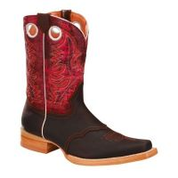 BA-4001 - Bonanza Rodeo Boots by Bonanza Boots (Blk Str / Bonanza - Colors: Chedron, Bonanza  Sizes: 6.0)