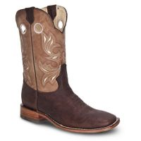 BA-4004 - Bonanza Rodeo Boots by Bonanza Boots (Bonanza Color: Brown/Red, Bonanza  Sizes: 6.0)