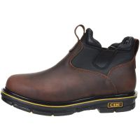 CEBU Men's Botin Max Work Boot (Cebu Color: BROWN, Cebu Size: 6.0)