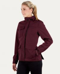 ESSENTIAL JACKET (Close Out*) (Noble Colors: Wine, Noble Sizes: Medium)
