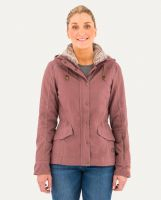 GIRL TOUGH CANVAS JACKET(Close Out*) (Noble Colors: Rose Taupe, Noble Sizes: X-Small)