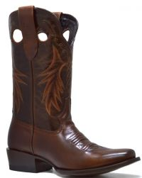 LADIES 845 PULL-UP FRENCH TOE (Denver Colors: BROWN, Denver Sizes: 5 B)