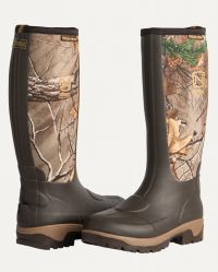 MUDS® Cold Front Men's High Realtree Xtra® Camo (Noble Colors: Dark Brown/Real Tree Camo, Noble Sizes: 7 Reg)