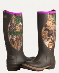 MUDS® Cold Front Women's High Realtree Xtra® Camo (Noble Colors: Dark Brown/Real Tree Camo, Noble Sizes: 6 Reg)