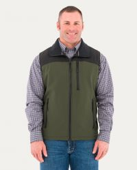 MEN'S ALL AROUND VEST (Noble Colors: Olive, Noble Sizes: Small)
