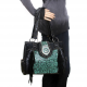 TR04G-8036A Trinity Ranch Tooled Design Concealed Handgun Collection Handbag