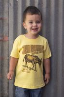 from Original Ranch Kids Tees offered at Diamond V Western Wear. (Bonanza  Sizes: 2T)