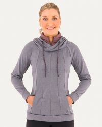 Women's Warmwear Quarter Zip Hoodie(Close Out*) (Noble Colors: Heather Grey, Noble Sizes: X-Small)