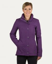 Cheval Waterproof Jacket(Cloes Out*) (Noble Colors: Purple, Noble Sizes: X-Small)