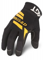 Workcrew Glove Black (Bonanza  Sizes: X-Small)